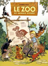 Couverture de l'album ZOO DES ANIMAUX DISPARUS (LE) Tome #1 Tome 1