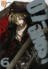 Couverture de l'album 07-GHOST Tome #6 Tome 6