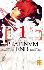 Couverture de l'album PLATINUM END Tome #1 Volume 1
