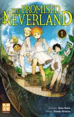 Couverture de l'album THE PROMISED NEVERLAND Volume 1