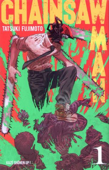 Couverture de l'album CHAINSAW MAN Tome #1 Volume 1