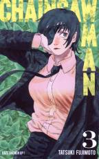 Couverture de l'album CHAINSAW MAN Tome #3 Tuez Denji !