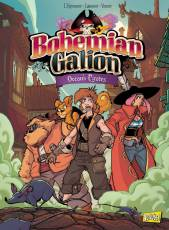 Couverture de l'album BOHEMIAN GALION Tome #2 Ocean's Pirates