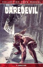 Couverture de l'album DAREDEVIL Tome #8 Hardcore