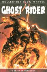 Couverture de l'album GHOST RIDER Tome #2 Enfer et Damnation