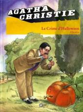 Couverture de l'album AGATHA CHRISTIE Tome #15 Crime d'Halloween (Le)