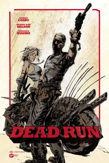 Couverture de l'album DEAD RUN Dead Run