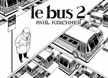 Couverture de l'album LE BUS Tome #2 Volume 2