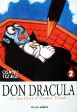 Couverture de l'album DON DRACULA Tome #2 Volume 2