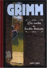 Couverture de l'album LITTERATURE EN BD Grimm