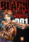 Couverture de l'album BLACK LAGOON Tome #1 001