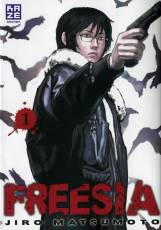 Couverture de l'album FREESIA Tome #1 Tome 1
