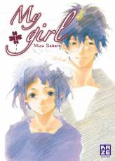 Couverture de l'album MY GIRL Tome #1 Tome 1