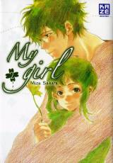Couverture de l'album MY GIRL Tome #2 Tome 2