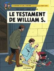 Couverture de l'album BLAKE ET MORTIMER Tome #24 Le Testament de William S