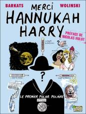 Couverture de l'album MERCI HANNUKAH HARRY Merci Hannukah Harry