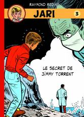 Couverture de l'album JARI Tome #3 Le secret de Jimmy Torrent