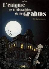 Couverture de l'album ENIGME DE LA DISPARITION DU Dr GRAHMS (L') Tome #1 Cineria-Cruentus