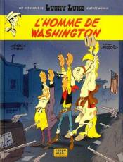 Couverture de l'album LES AVENTURES DE LUCKY LUKE Tome #3 L'homme de Washington