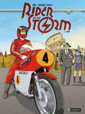 Couverture de l'album RIDER ON THE STORM Tome #3 Rome