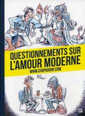Couverture de l'album QUESTIONNEMENTS SUR L'AMOUR MODERNE Questionnements sur l'amour moderne - www.chopadonf.com