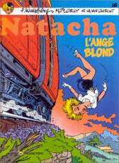 Couverture de l'album NATACHA Tome #16 L'ange Blond