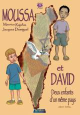 Couverture de l'album MOUSSA ET DAVID Moussa et David