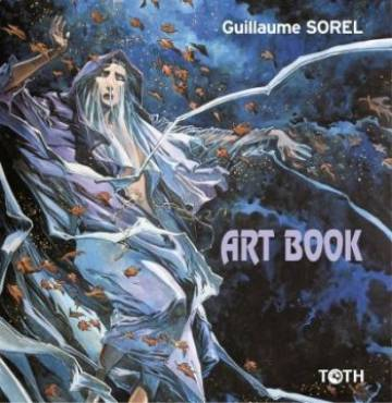 Couverture de l'album ART BOOK Gillaume Sorel
