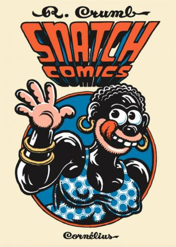 Couverture de l'album SNATCH COMICS Snatch Comics