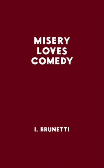 Couverture de l'album MISERY LOVES COMEDY Misery Loves Comedy