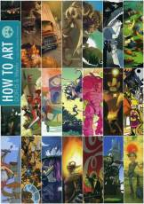 Couverture de l'album HOW TO ART Tome #1 Dofus & Wakfu