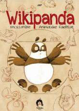 Couverture de l'album WIKIPANDA Tome #1 Encyclopedie animalière farfelue