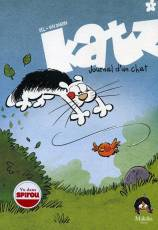 Couverture de l'album KATZ (MAKAKA) Tome #1 Journal d'un chat