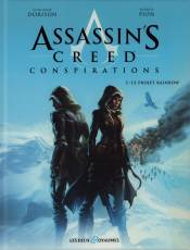 Couverture de l'album ASSASSIN'S CREED  : CONSPIRATIONS Tome #2 Le Projet Rainbow