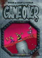 Couverture de l'album GAME OVER Tome #9 Bomba Fatale