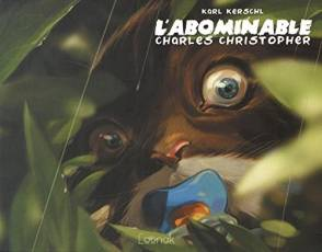 Couverture de l'album ABOMINABLE CHARLES CHRISTOPHER (L') L'Abominable Charles Christopher