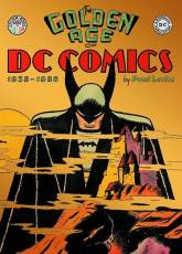 Couverture de l'album GOLDEN AGE OF DC COMICS (THE) 1935 - 1956