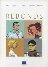 Couverture de l'album REBONDS Rebonds