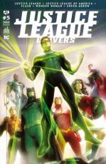 Couverture de l'album JUSTICE LEAGUE UNIVERS Tome #5 Tome 5