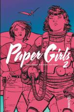 Couverture de l'album PAPER GIRLS Tome #2 Volume 2