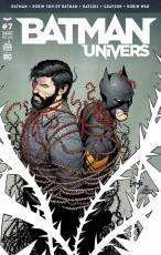 Couverture de l'album BATMAN UNIVERS Tome #7 Volume 7