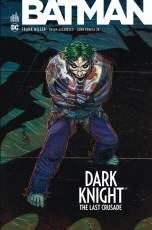 Couverture de l'album BATMAN DARK KNIGHT : THE LAST CRUSADE Batman Dark Knight : The Last Crusade