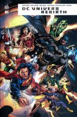 Couverture de l'album DC UNIVERS REBIRTH DC Univers Rebirth