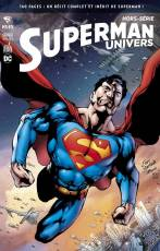 Couverture de l'album SUPERMAN UNIVERS HORS-SERIE Tome #5 War of the Supermen