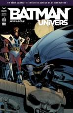 Couverture de l'album BATMAN UNIVERS HORS-SERIE Tome #5 Manhunter