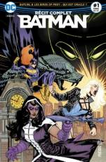 Couverture de l'album RECIT COMPLET BATMAN Tome #1 Batgirl & Les Birds of Prey : Qui est Oracle ?