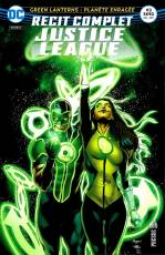 Couverture de l'album RECIT COMPLET JUSTICE LEAGUE  Tome #2 Green Lanterns : Planète Enragée