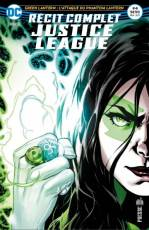 Couverture de l'album RECIT COMPLET JUSTICE LEAGUE  Tome #4 Green Lantern : L'Attaque du Phantom Lantern