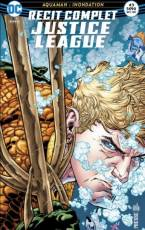Couverture de l'album RECIT COMPLET JUSTICE LEAGUE  Tome #3 Aquaman : Inondation