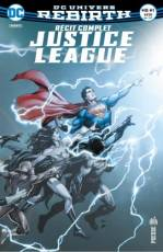 Couverture de l'album RECIT COMPLET JUSTICE LEAGUE HS Tome #1 DC Univers Rebirth